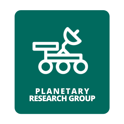 Planetary Geoscience Research Group Inaugural Meeting